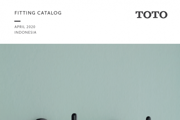 Fitting Catalog Toto 2020 (Update)