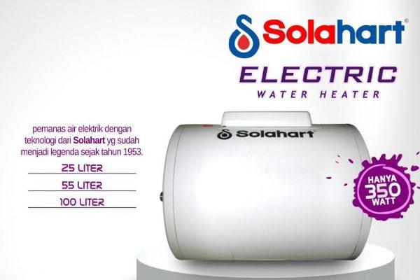Katalog Solahart Electric Water Heater